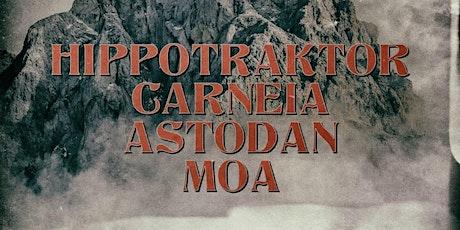 Ieperfest concerts presents HIPPOTRAKTOR, CARNEIA, ASTODAN & MOA billets