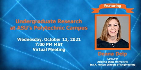 Undergraduate Research at ASU's Polytechnic Campus tickets