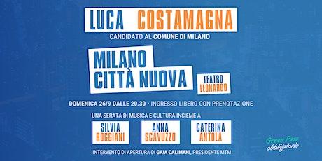 Milano Città Nuova biglietti