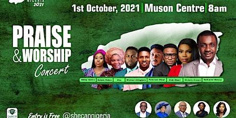 SheCanPray4Nigeria 2021 Praise and Worship Concert tickets