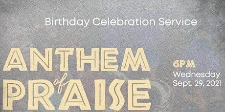 Anthem of Praise tickets