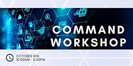 Command Workshop  KW North Central Washington tickets