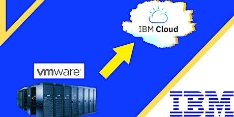 Hosting VMware on IBM Cloud tickets