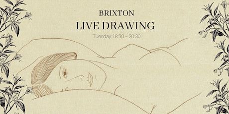 Live Drawing Class tickets