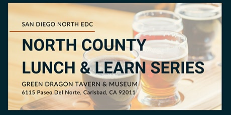 Lunch & Learn Event Series: Craft Beverages and Economic Development tickets