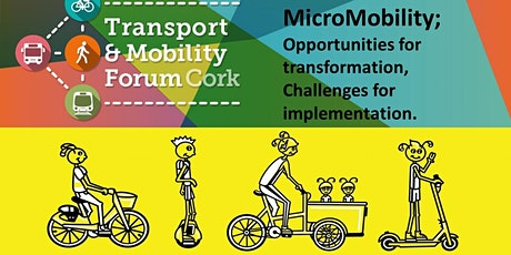 MicroMobility; Opportunities for transformation, Challenges for implementat tickets