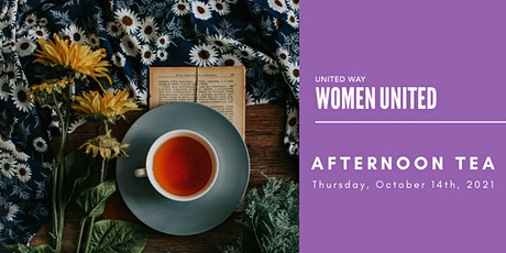 Women United presents: Afternoon Tea with Janet Soles tickets