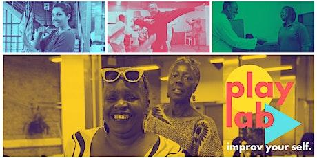 Improv drop-in workshop in Margate tickets