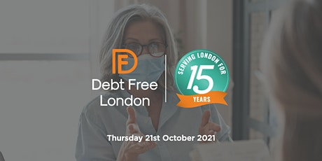 Debt Free London | A year of responding to change tickets