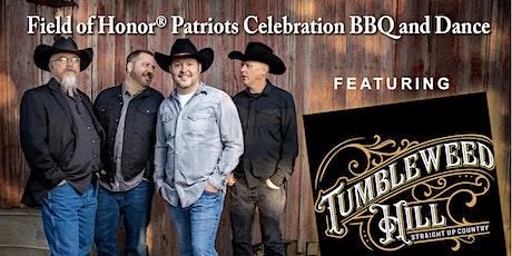 Field of Honor® Patriots Celebration BBQ tickets