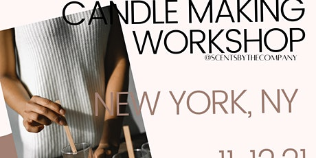 Candle Making Workshop - NYC tickets