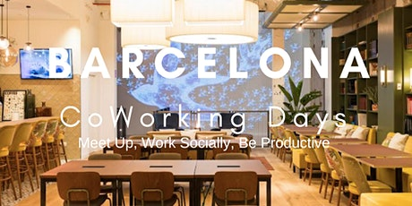 Barcelona CoWorking Days At OneCoWork (Plaza Cataluyna) tickets