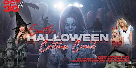 Seattle Costume Crawl tickets