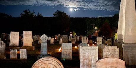 All Hallows  Center Cemetery Tour tickets