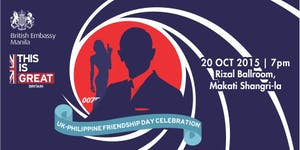 UK-Philippine Friendship Day Celebration