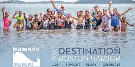 Destination Boston Harbor 2021 tickets