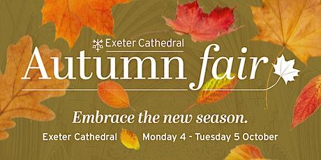 Autumn Fair 2021 tickets