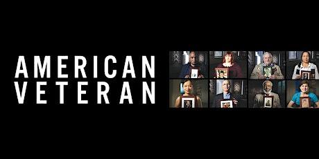 AMERICAN VETERAN - Virtual Screening tickets