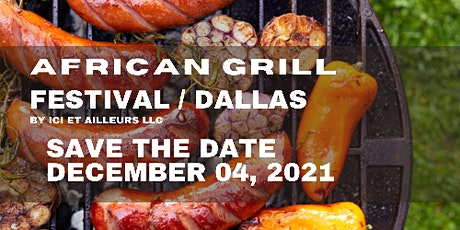 African Grill Festival tickets