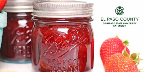 Home Food Preservation:  Jam Technique Class (In-Person) tickets