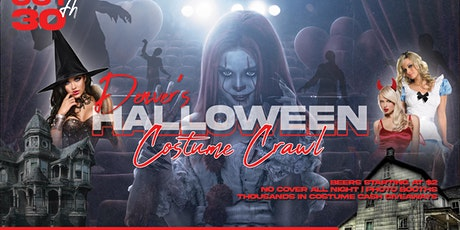Denver Costume Crawl tickets