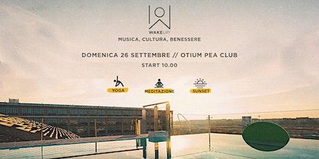 Sound & breath @ Otium Pea Club with Gabriele Concas & Carlotta Scotti biglietti