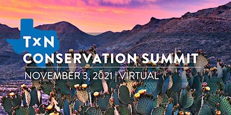 2021 Conservation Summit tickets