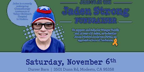 Jaden Strong Fundraiser  - Dinner or Drive Thru tickets