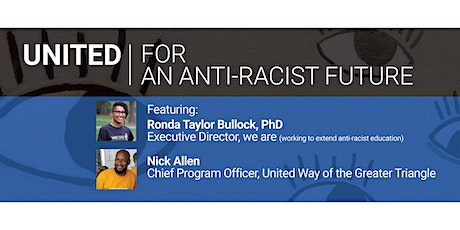 Justice Series: United For An Anti-Racist Future tickets