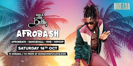 Afrobash (Bashment Afrobeats RnB Hiphop) tickets