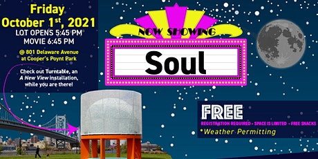"Outdoor Movie Night!  ""Soul"" tickets"