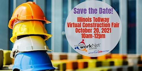 Illinois Tollway Virtual Construction Fair tickets