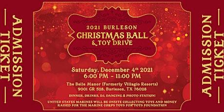 2021 Burleson Christmas Ball & Toy Drive tickets