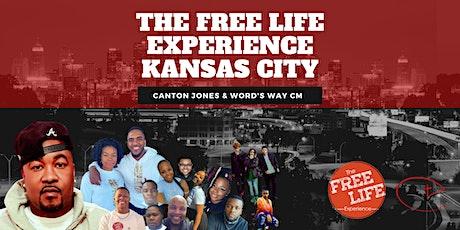 Canton Jones & Words Way CM Present: The Free Life Experience Kansas City tickets