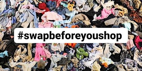 Swap not Shop tickets