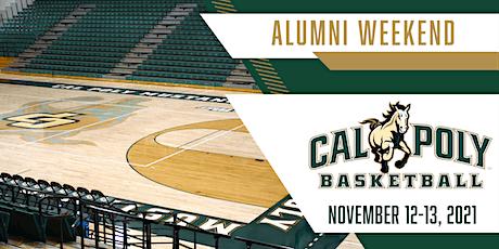 Cal Poly Women's Basketball Alumni Weekend tickets