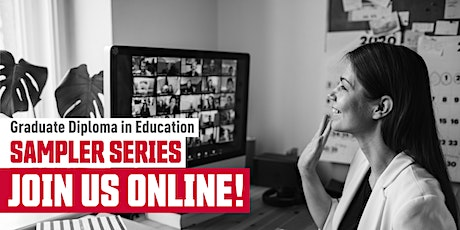 Graduate Diploma in Education - FREE, Interactive, Experiential Sessions tickets