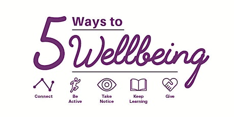 Five Ways to Wellbeing for businesses tickets
