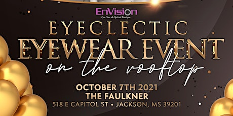EnVision's EYEclectic Eyewear Trunk Show tickets