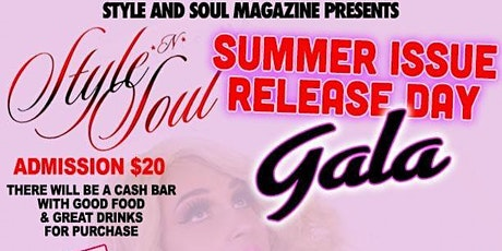 Style and Soul Mag Summer Release Party 2021 tickets
