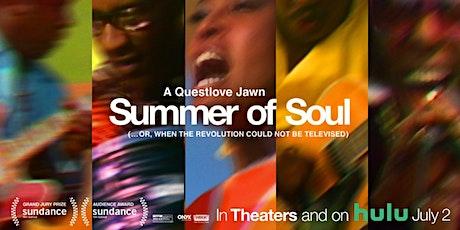 2021 PROXY Fall Film Festival: SUMMER OF SOUL tickets