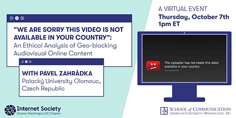 We Are Sorry This Video Is Not Available in Your Country tickets