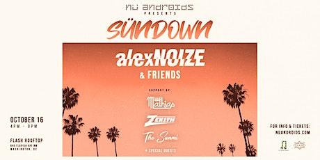 Nü Androids Presents: Alex Noize & Friends (21+) tickets