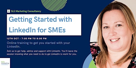 Getting Started with LinkedIn for SME's tickets