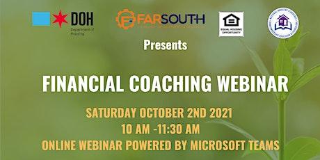 Financial Coaching Webinar tickets