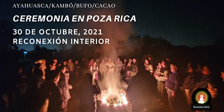Ceremonia en Poza Rica, Veracruz con Ayahuasca/Kambó/Bufo/Cacao entradas
