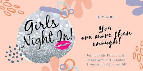 VIRTUAL GIRLS NIGHT IN tickets