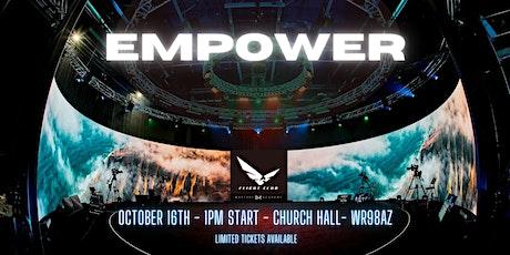 Empower Expansion tickets
