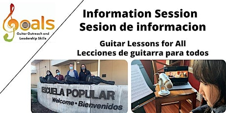 Guitar Outreach and Leadership Skills Open House tickets