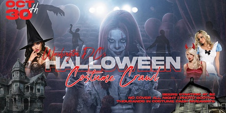Washington DC Costume Crawl tickets